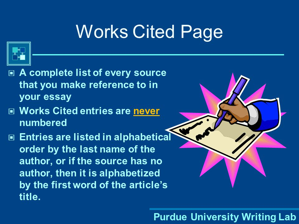 How Do I Cite? There are two parts to citing in the MLA style: 1.Parenthetical, in-text citations within the body of your essay or paper 2.List of Wor