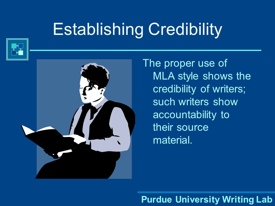 Purdue University Writing Lab Using a Consistent Format Using a consistent format helps your reader understand your arguments and the sources they're built on.