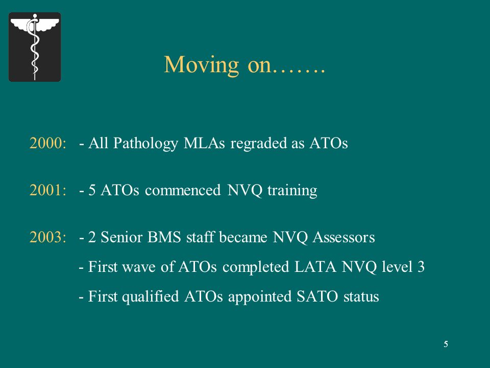 26 And then there was…..Agenda for Change ATOs at Plymouth have been placed onto Band 2.