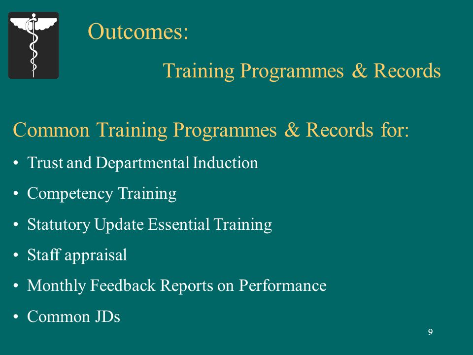 10 ATO Training Pathway