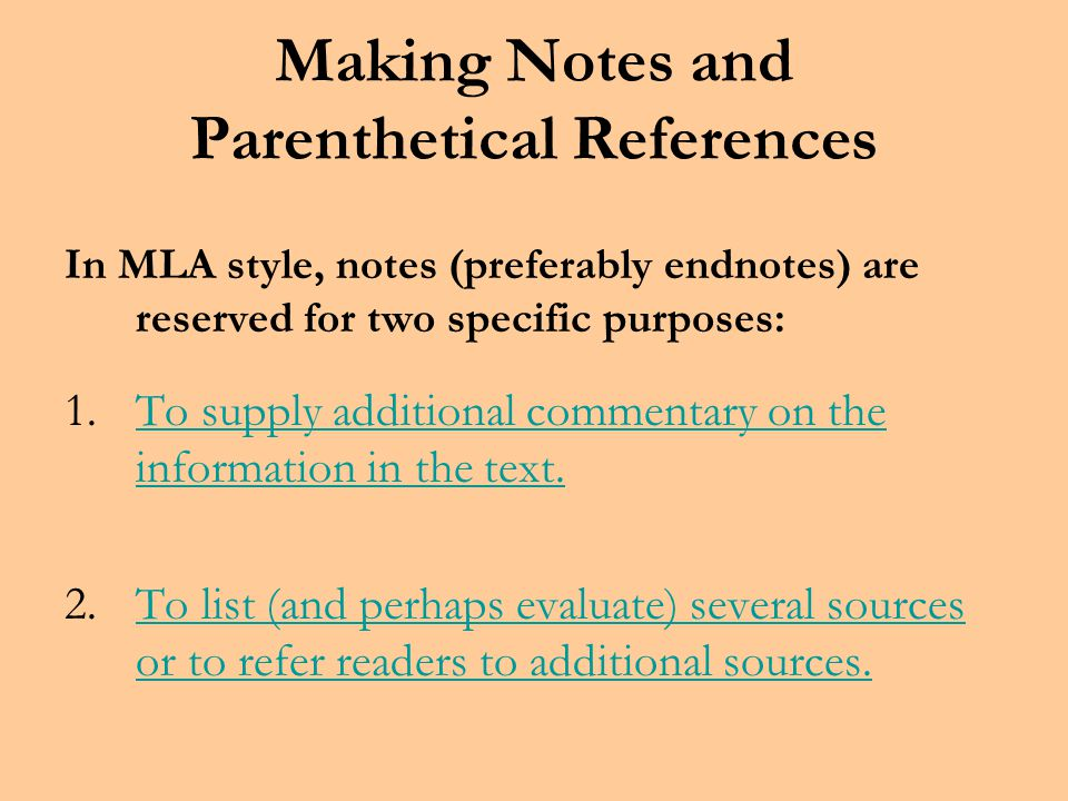 Documenting Source Material Rule of Thumb: Direct references/quotations four or more lines in length, separate from the standard text.