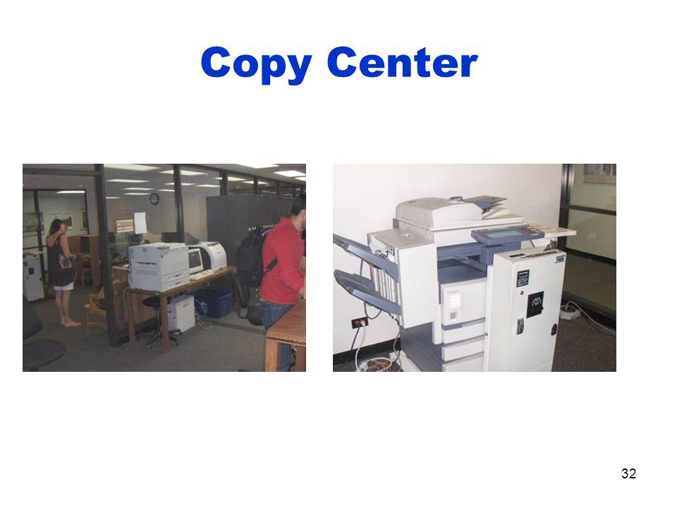 32 Copy Center