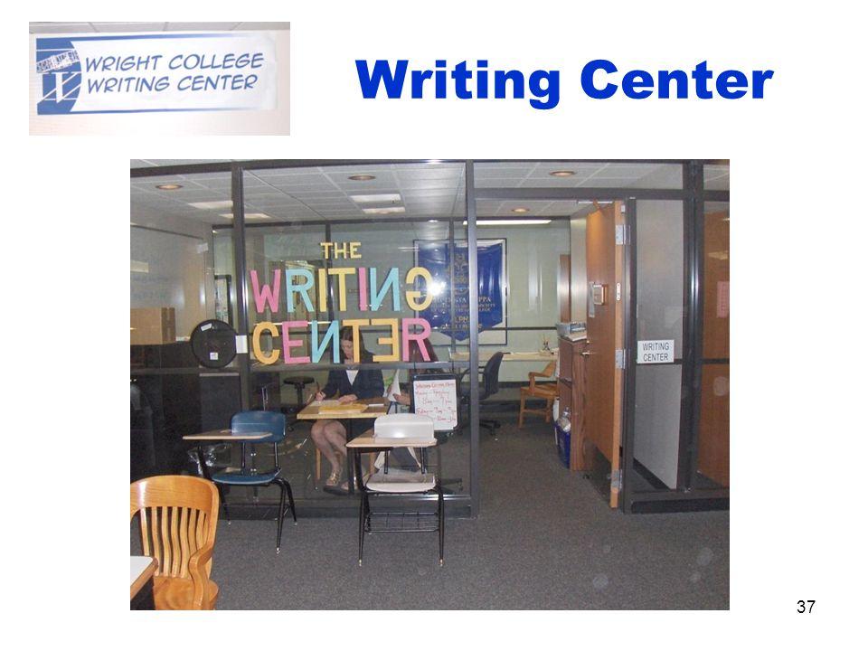 37 Writing Center