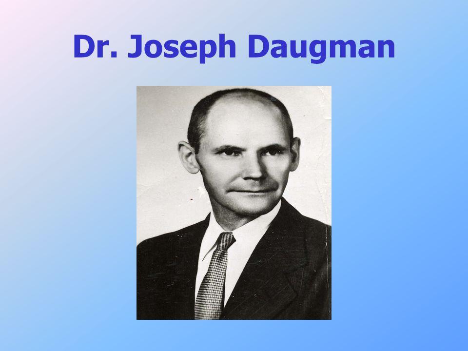Dr. Joseph Daugman