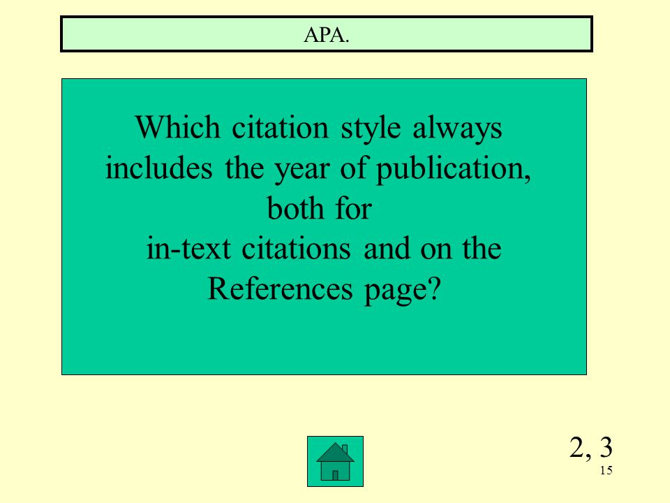 5, 1 Besides the header, what three pieces of information does the title page include in APA.