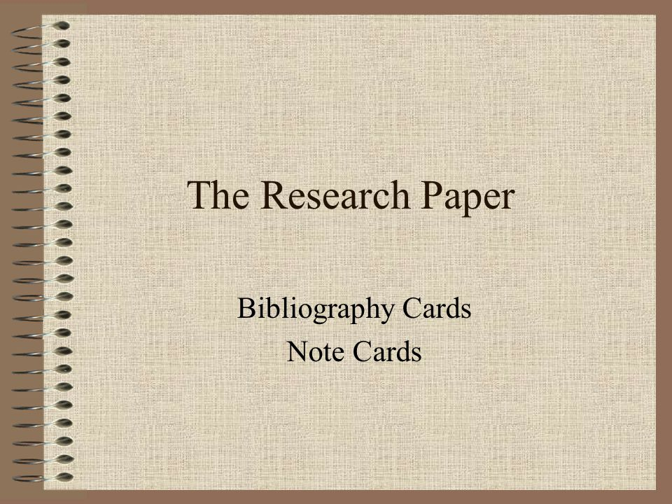 working bibliography research paper Sample bibliography or works cited in mla style works cited how to write a bibliography how to write a research paper research, writing and style guides.