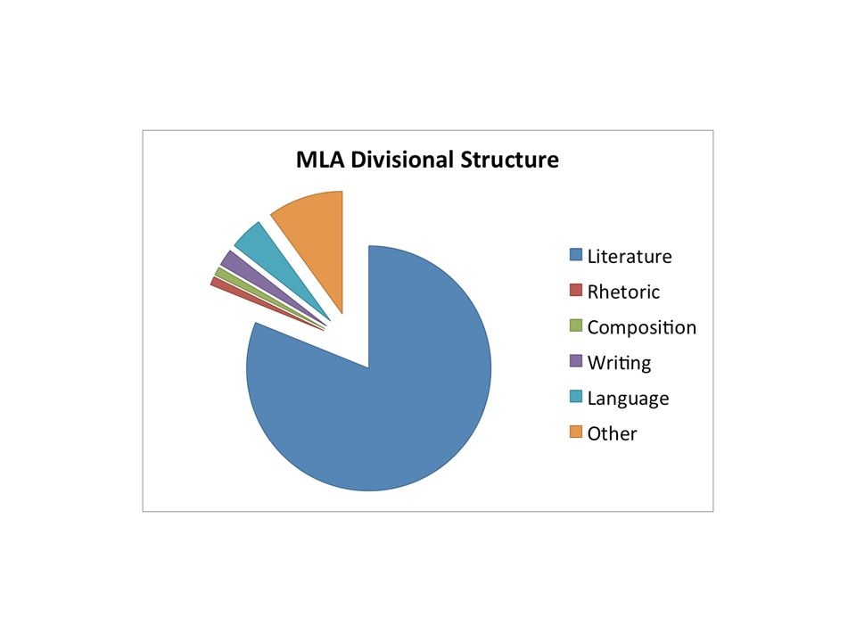 What is the Place of the MLA in Writing Studies.