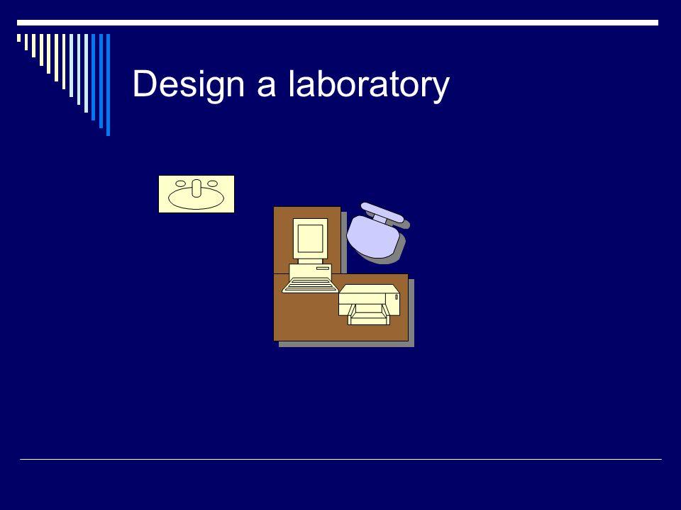 Design a laboratory