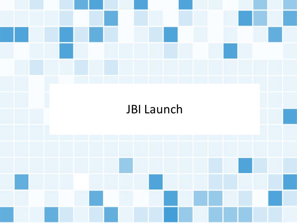 JBI Launch