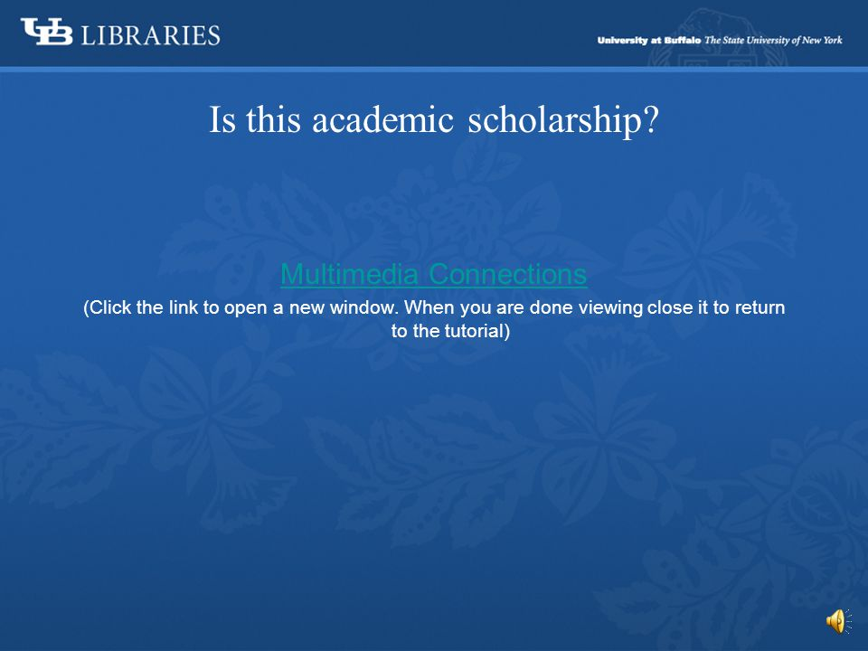 Academic scholarship consists of: The References or Bibliography always appear at the very end. It is a list, alphabetical by author's last name, of a