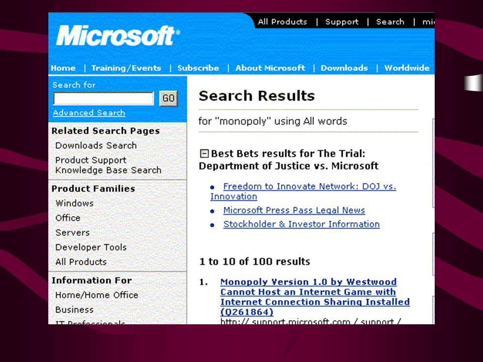 Search for monopoly on www.microsoft.com www.microsoft.com
