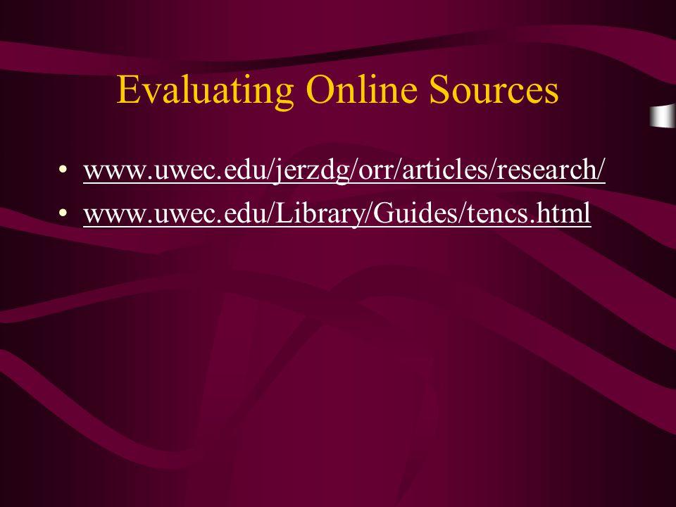 Online Journalism Foraging behavior brings students to online journalism websites.