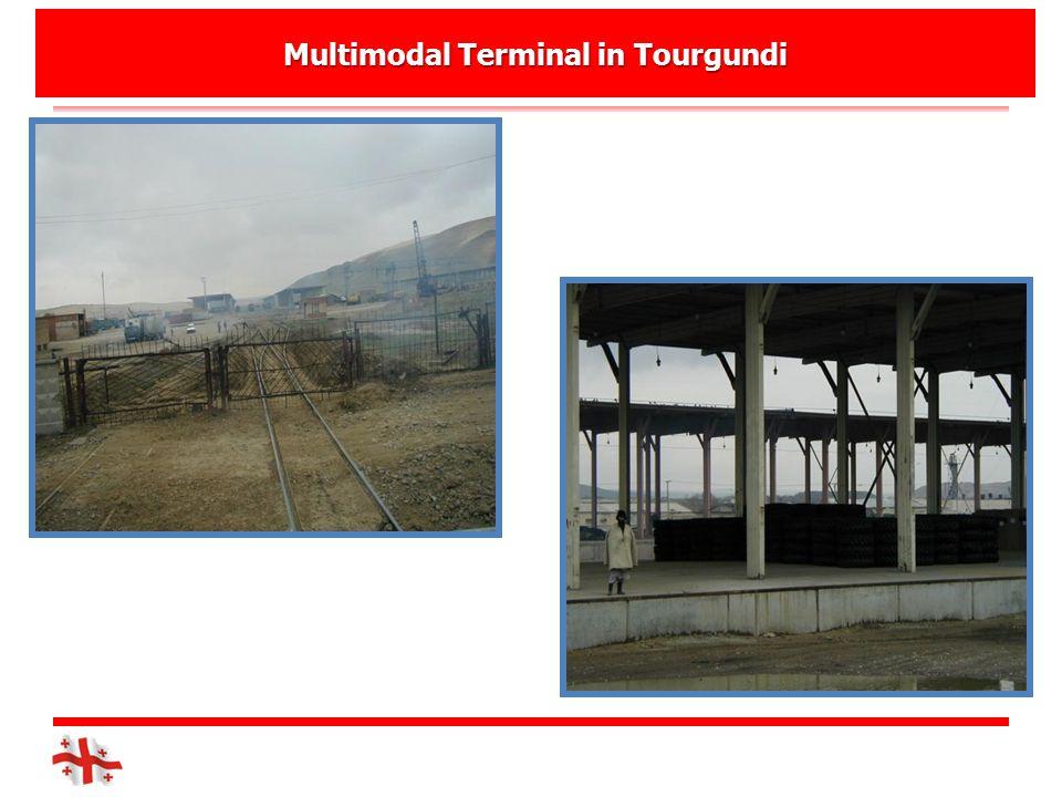 Multimodal Terminal in Tourgundi