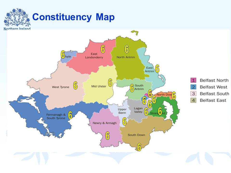 Constituency Map