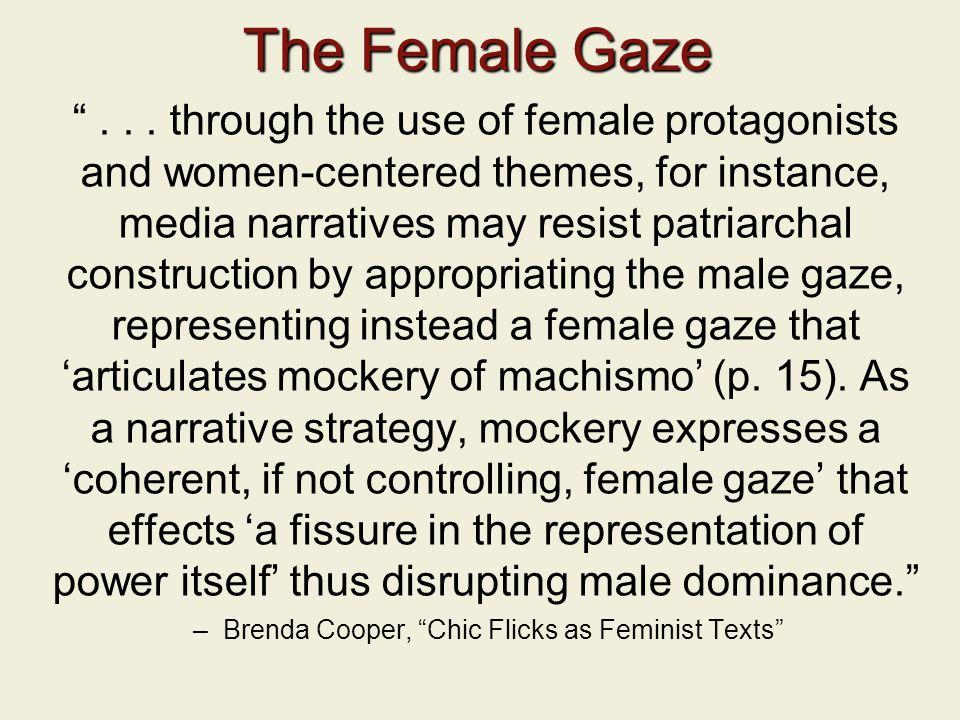 The Female Gaze ...