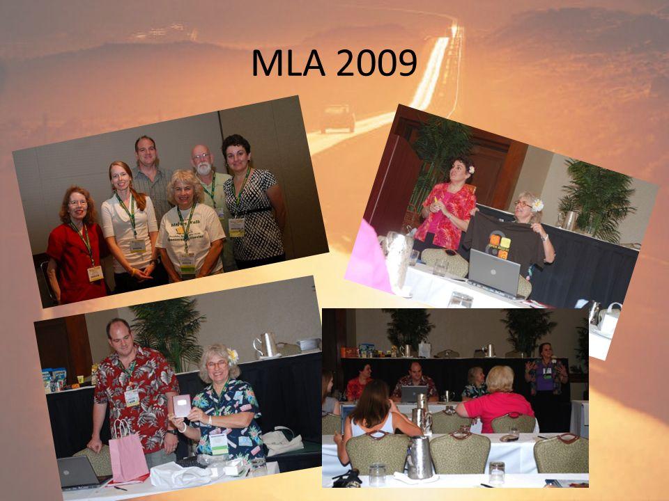 MLA 2008 NAHRS Posters