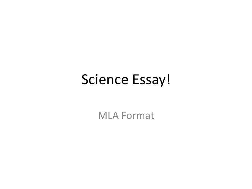 You must write a science research paper based on a chemistry topic.