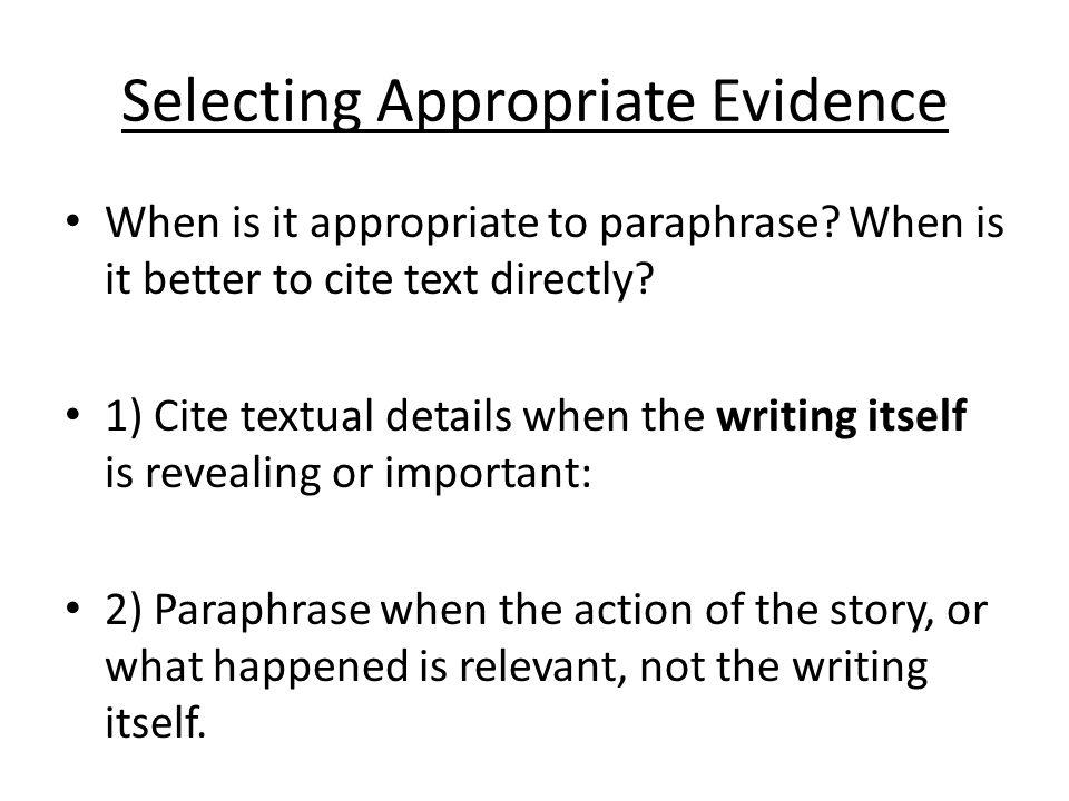 December 14, 2012 Aim: How do I write analysis for affirmative and refutation paragraphs.