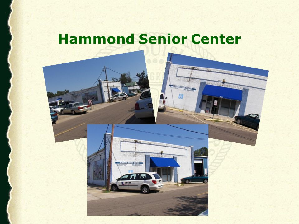 Hammond Senior Center