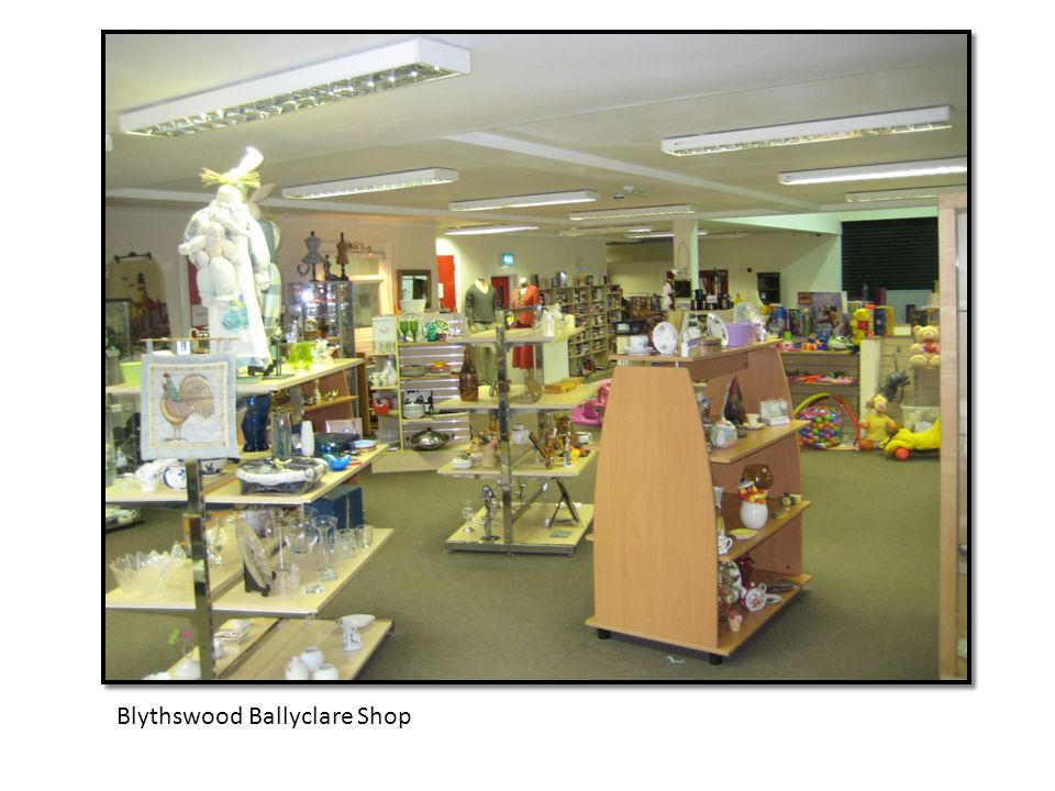 Blythswood Ballyclare Shop