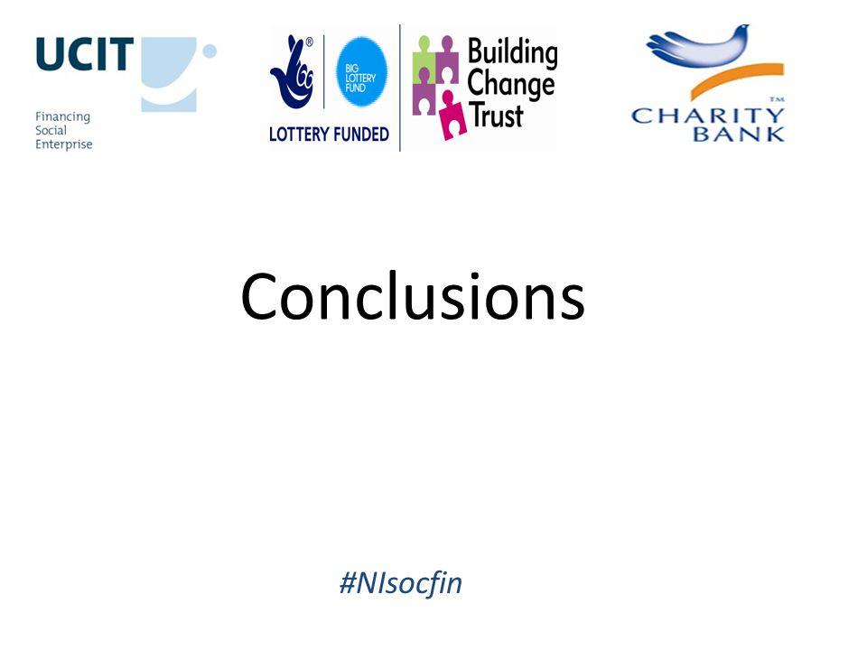 Conclusions #NIsocfin