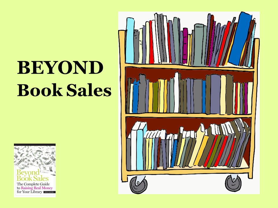 BEYOND Book Sales