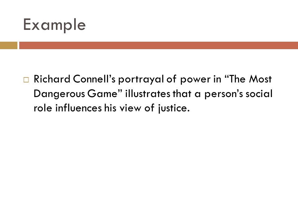 "writing an expository paragraph essay  what is exposition  8 example  richard connell s portrayal of power in ""the most dangerous game"""