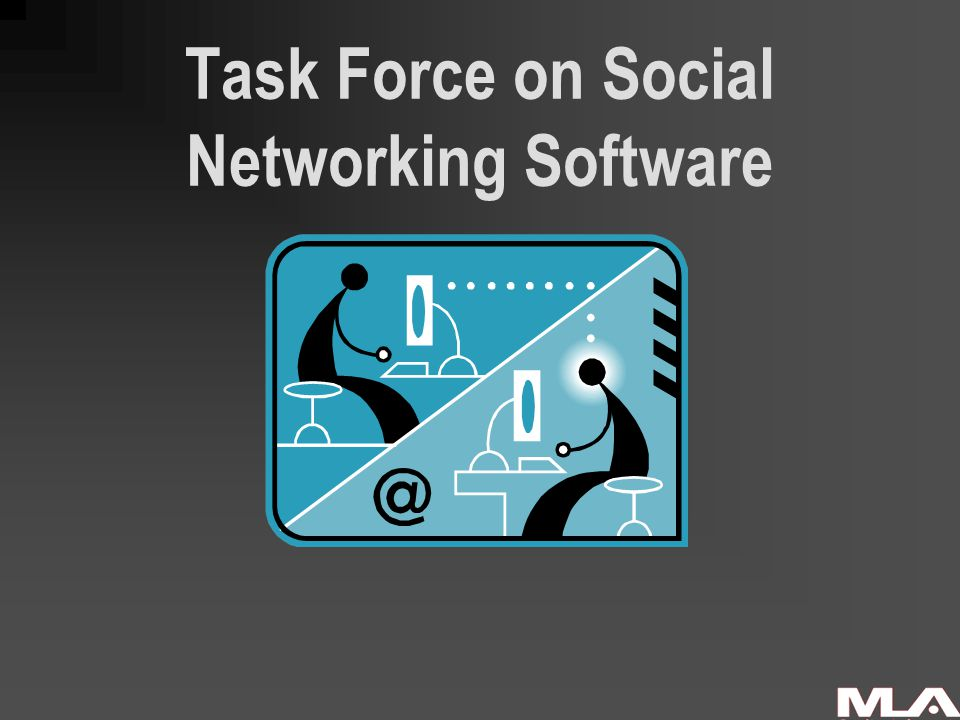 Task Force on Social Networking Software