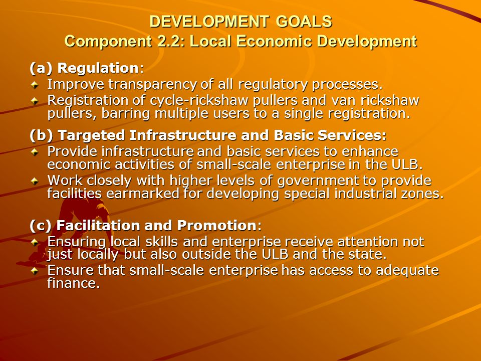 IDENTIFIED PROJECTS 2.1 Livelihood and Poverty Alleviation Total No.
