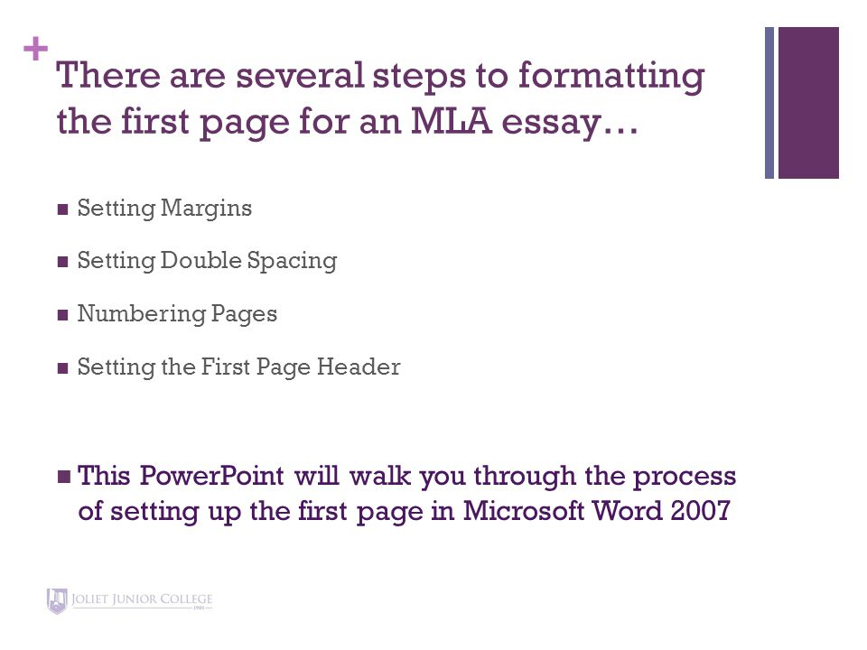 mla essay page numbers How to create an mla essay template in microsoft word spring 1 of 3 you need to write an mla essay including your last name and the page number.