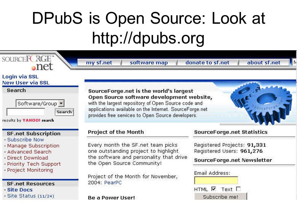 DPubS is Open Source: Look at http://dpubs.org