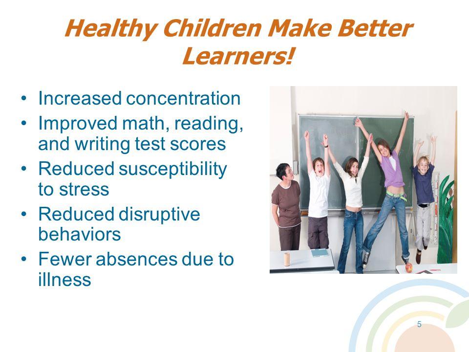 4 Why Teach Nutrition?