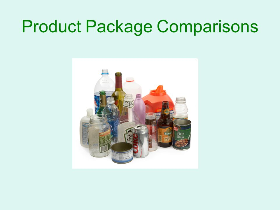 Product Package Comparisons for Equal Servings Yogurt Bulk: $3.09 Pre-packaged: $4.00 Cost Difference: $.91 Applesauce Bulk: $2.63 Pre-packaged: $4.86 Cost Difference: $2.23