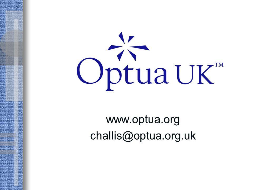 www.optua.org challis@optua.org.uk