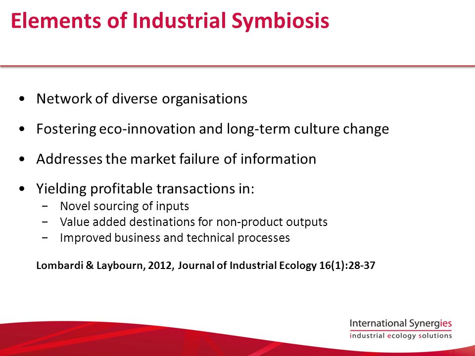 International Synergies' NISP Process Practitioners facilitate all stages of synergy