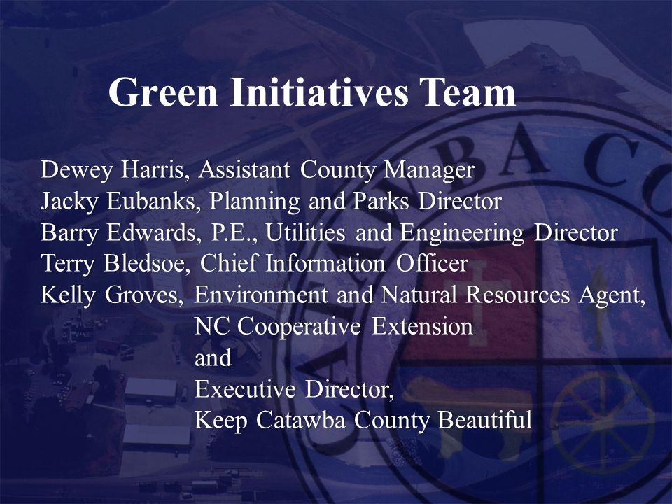 Dewey Harris, Assistant County ManagerDewey Harris, Assistant County Manager Jacky Eubanks, Planning and Parks DirectorJacky Eubanks, Planning and Par