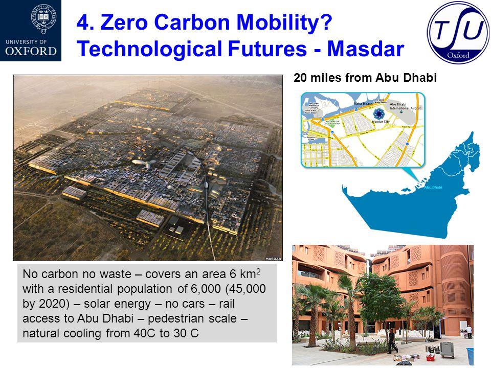 4. Zero Carbon Mobility.