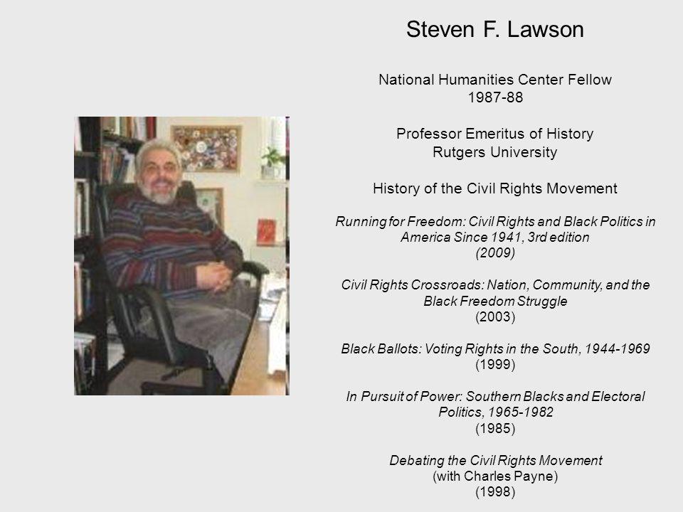 Steven F.