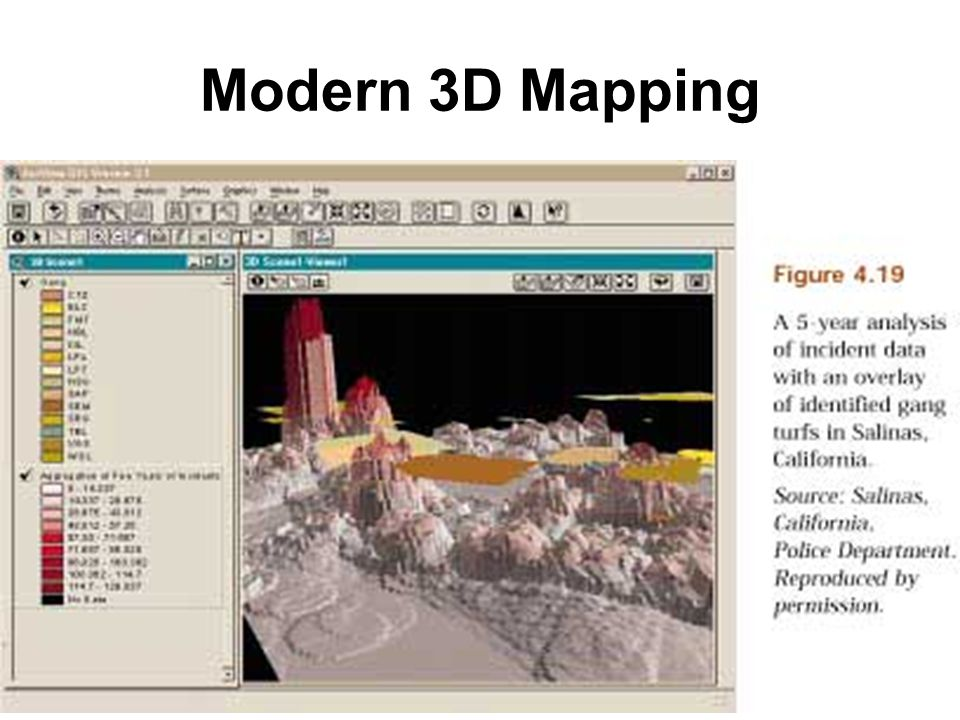 33 Modern 3D Mapping