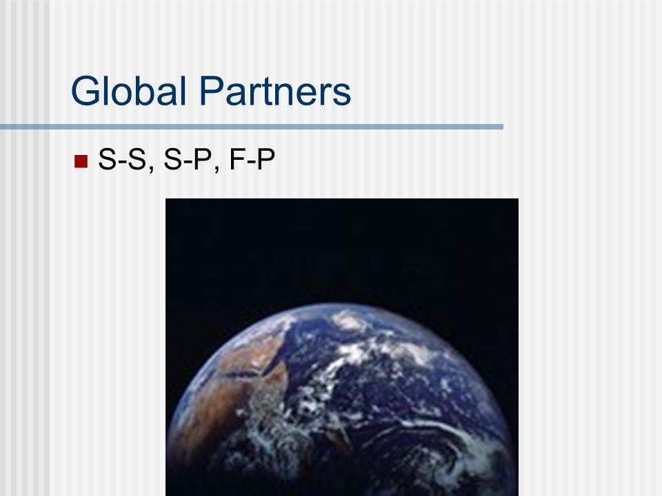 Global Partners S-S, S-P, F-P