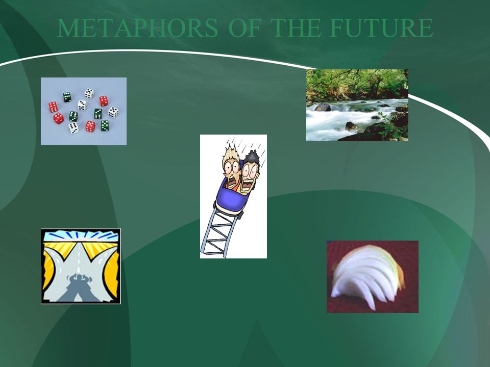 METAPHORS OF THE FUTURE