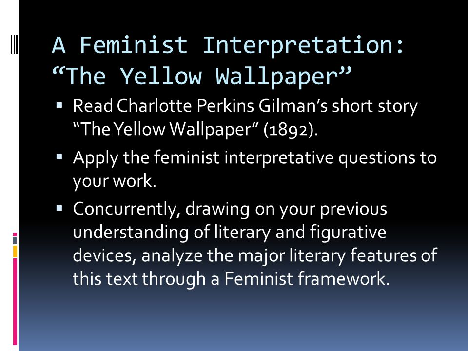 The Yellow Wallpaper Analysis YouTube The Yellow Wallpaper Critical Essay  Www Gxart Orgyellow Essay Questions Afarithe