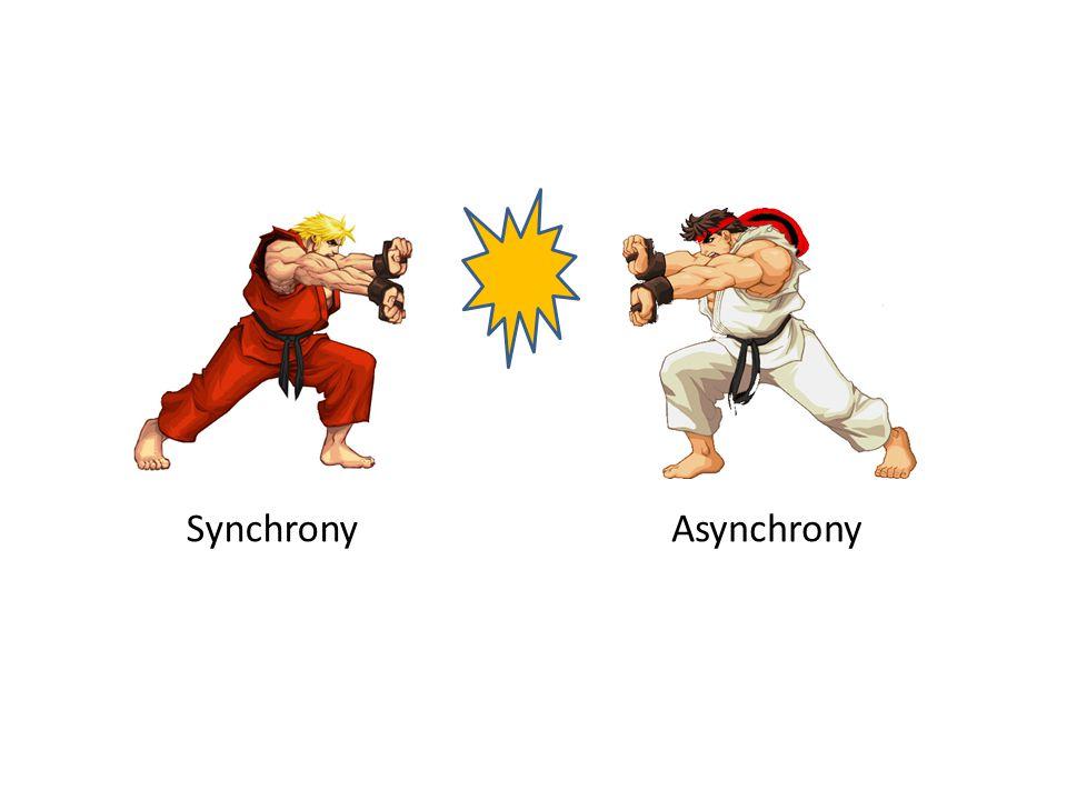 SynchronyAsynchrony