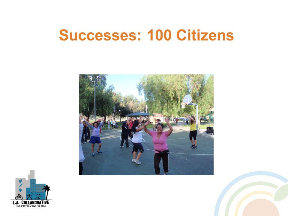Successes: 100 Citizens