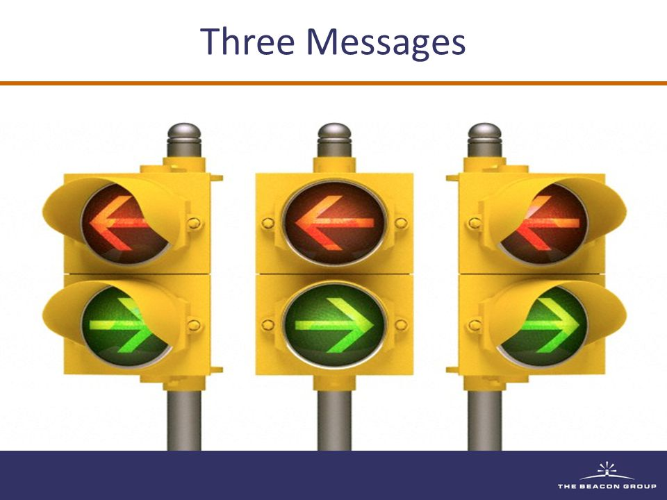Three Messages