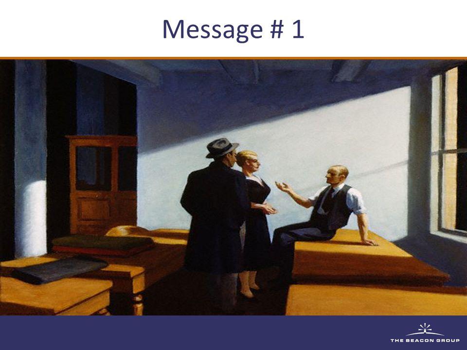 Message # 1