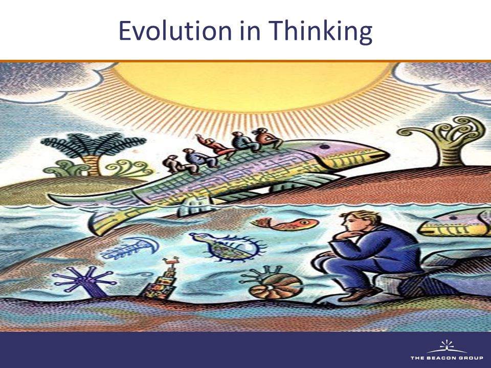 Evolution in Thinking