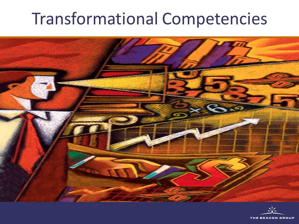 Transformational Competencies