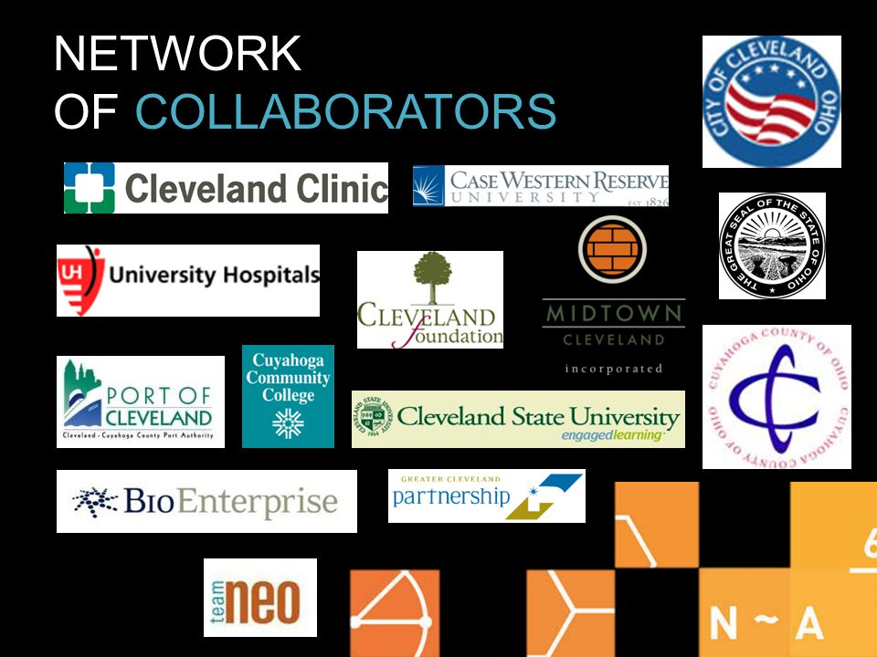 NETWORK OF COLLABORATORS
