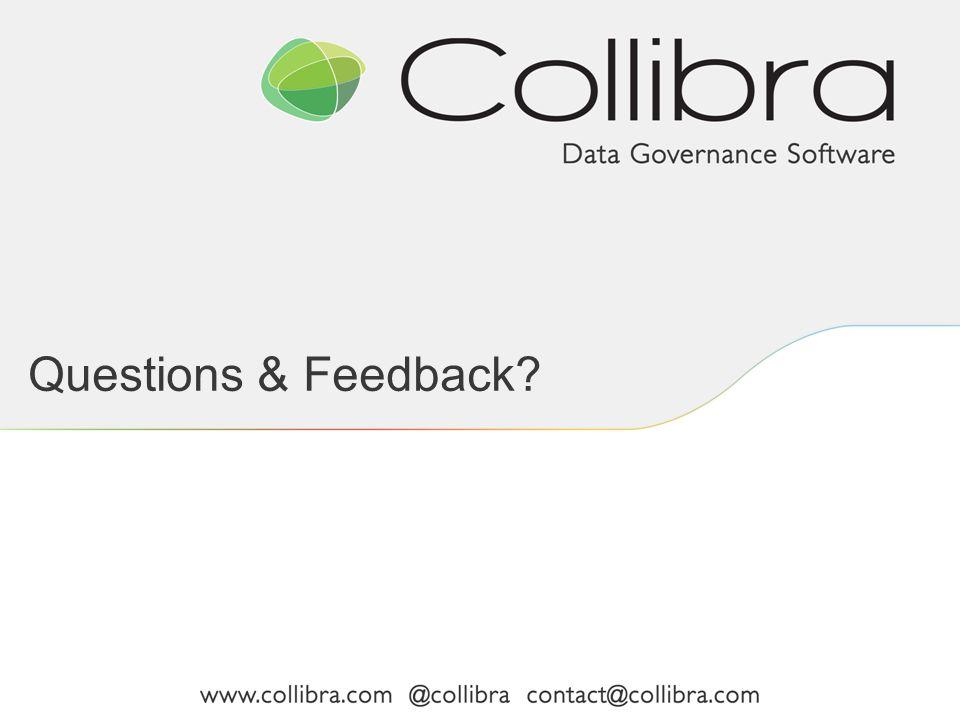 Questions & Feedback?